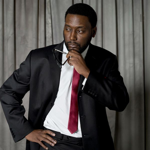 Booking Big Daddy Kane