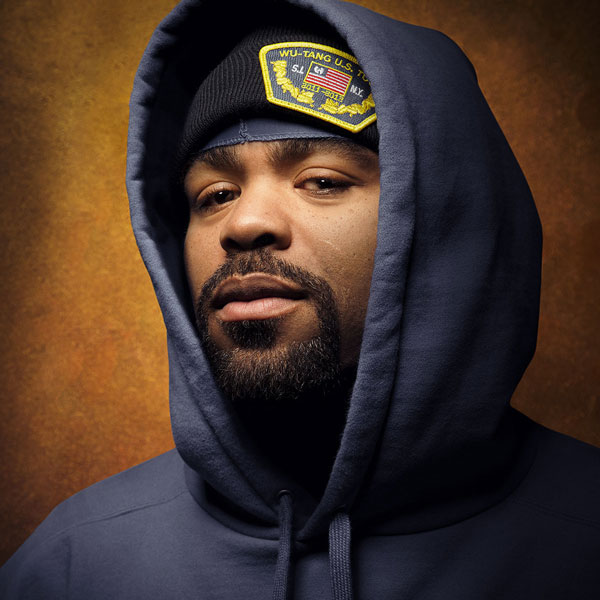 Booking Method Man